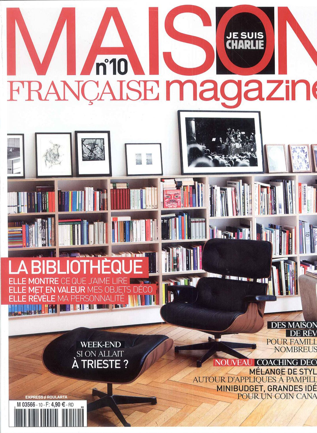 magazine deco maison finest affordable elle by ahdr issuu with maison dcoration magazine with. Black Bedroom Furniture Sets. Home Design Ideas