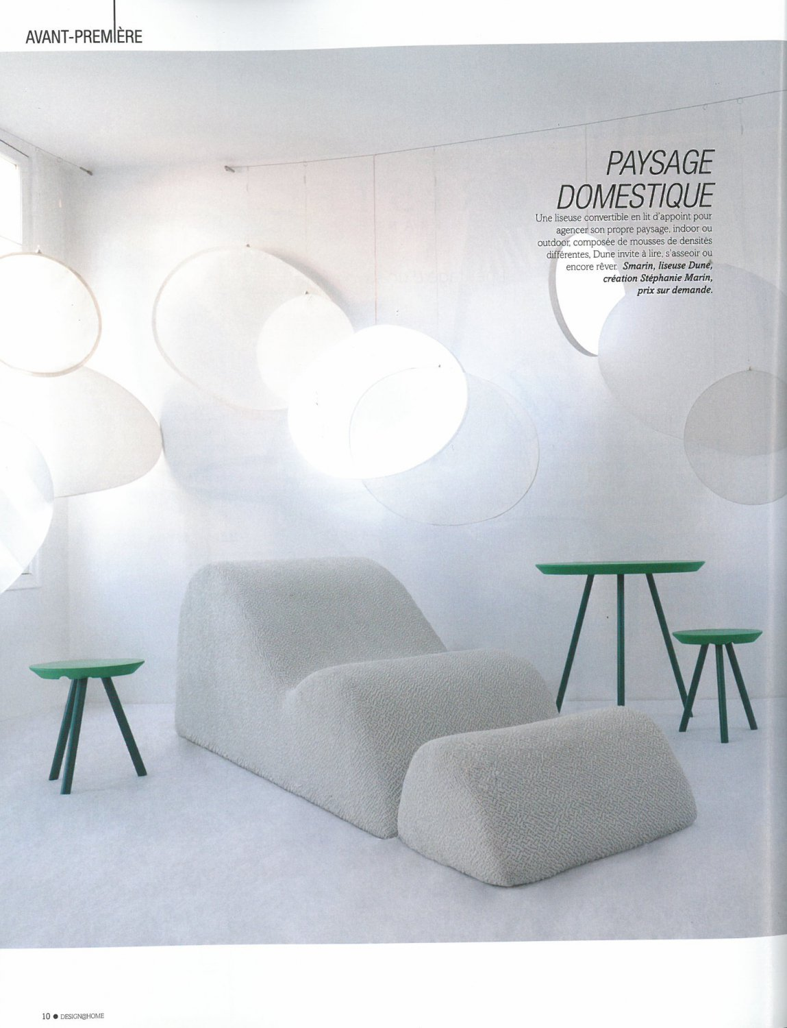 Design@Home Magazine N.55 | Publications - Smarin