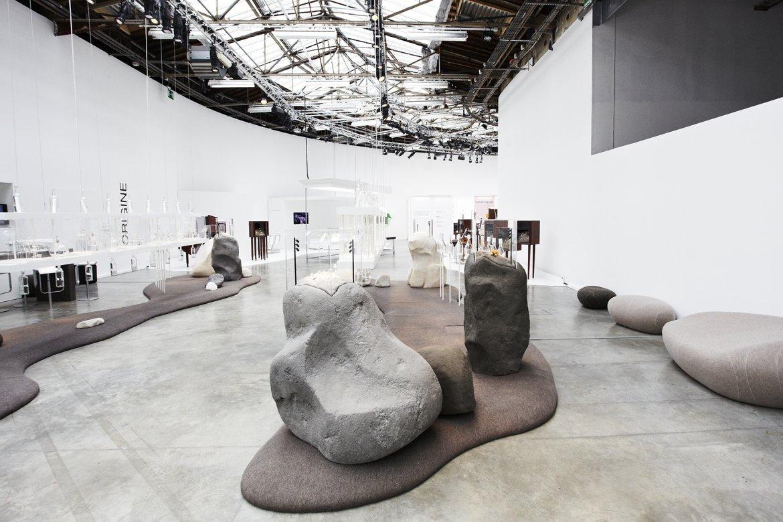 reflet(s), Francéclat exhibition - livingstones
