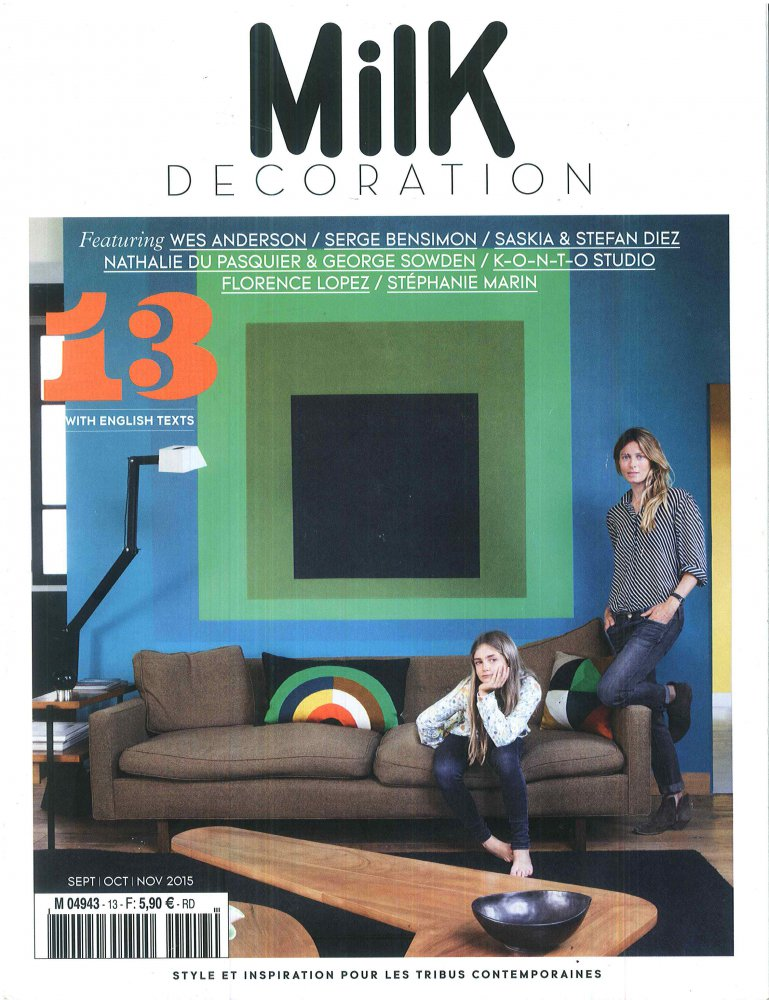 Milk Deco 13 / September-October-November 2015 / Milk Deco