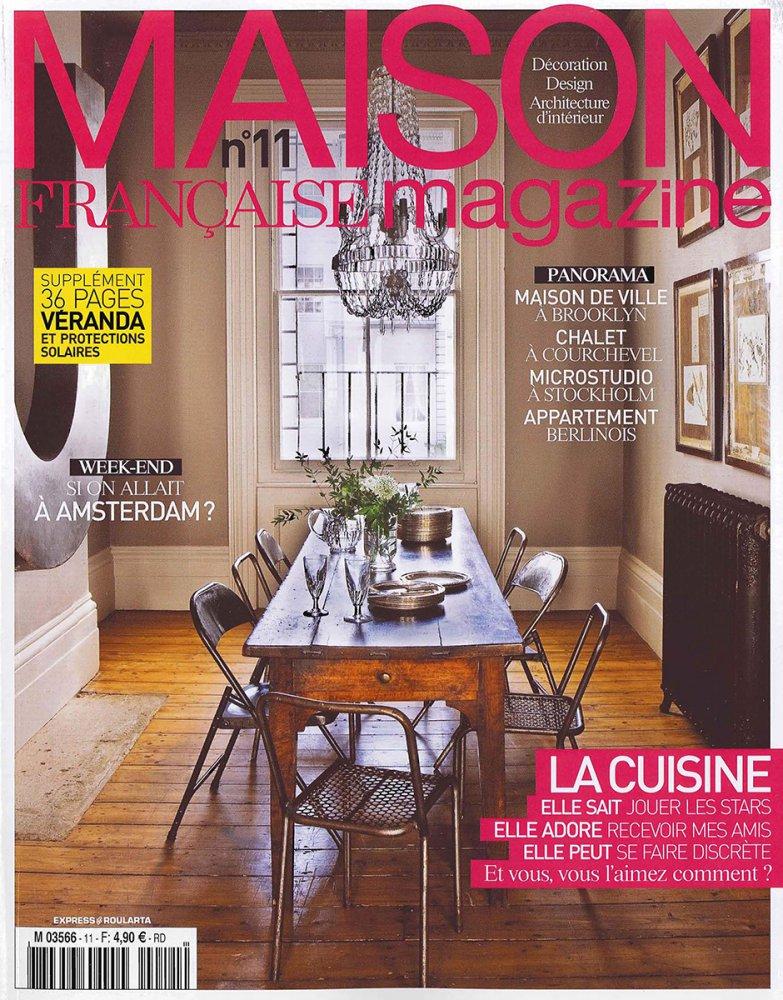 Maison Française Magazine n°11 / Mars 2015 / Maison Française Magazine