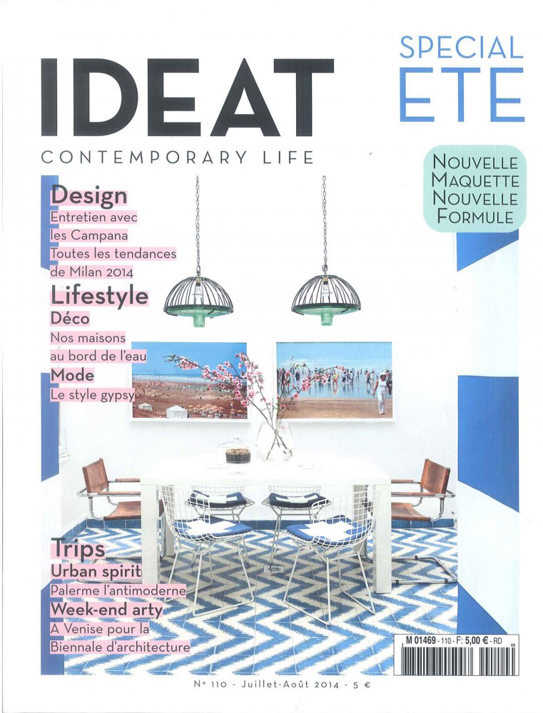 IDEAT Spécial Eté - n°110 / Juillet-Août 2014 / IDEAT