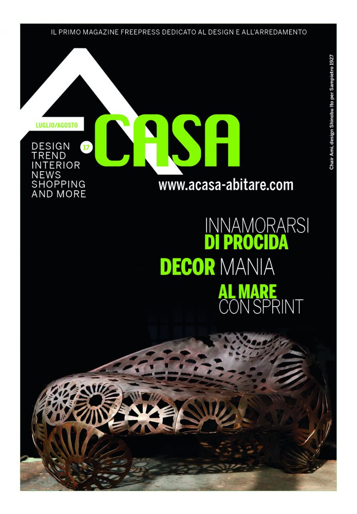 ACasa / Juillet - Août 2013 / ACasa