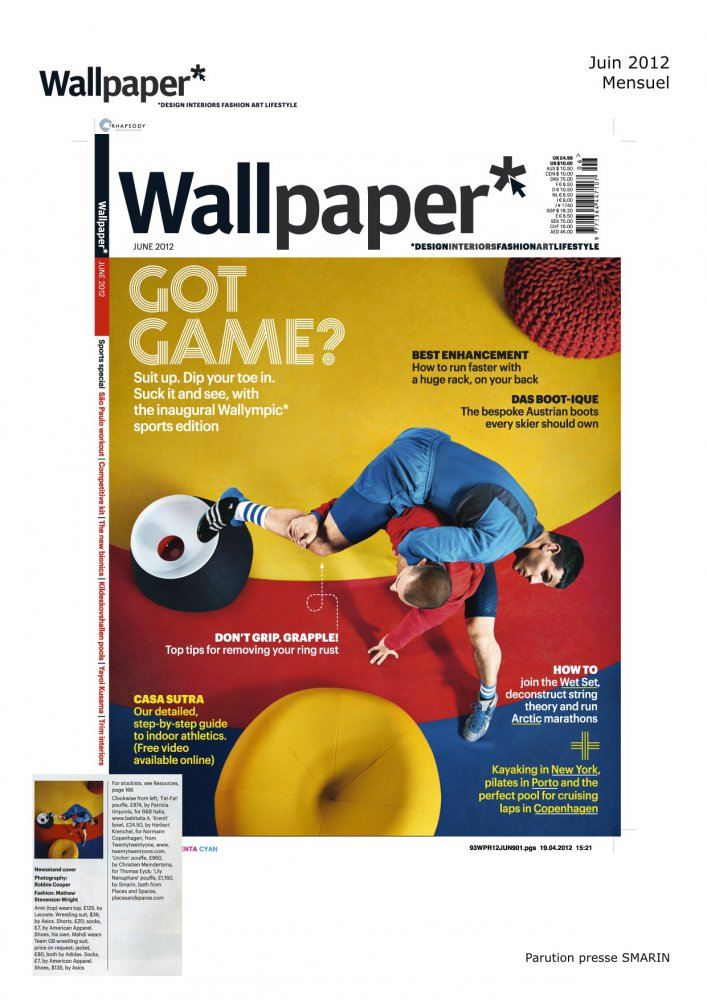 Wallpaper* / Juin 2012 / Wallpaper*