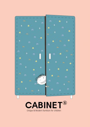 Cabinet by Me Publishing, Korea / Cabinet / Mars 2015