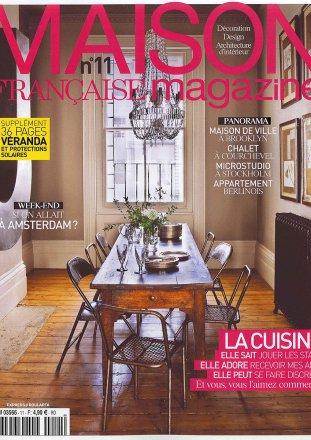 Maison Française Magazine n°11 / Maison Française Magazine / Mars 2015