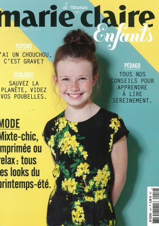 Marie Claire Enfants - Hors Série n°10 / Marie Claire Enfants / Printemps-Ete 2015