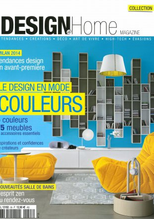 Design@Home Magazine N.55 / Design@Home Magazine / June 2014