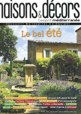 Maisons & Décors n°242 / Maisons & Décors / Juin-Juillet 2014