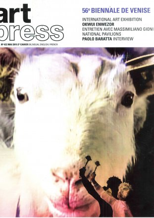 Art Press - N°422 - 2e cahier / Art Press / mai 2015