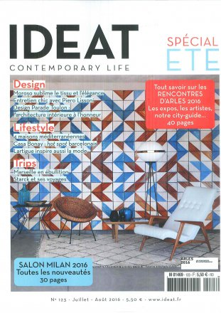 IDEAT N.123 - Spécial été / IDEAT / July - August 2016