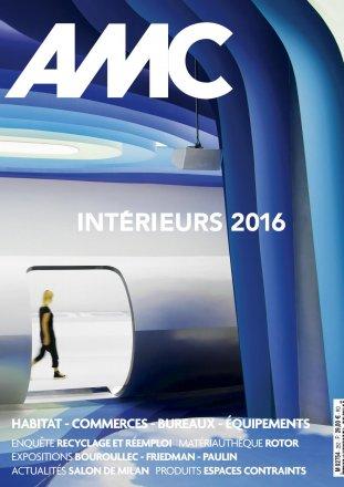 AMC N.252 - Intérieurs 2016 / AMC / june - july 2016