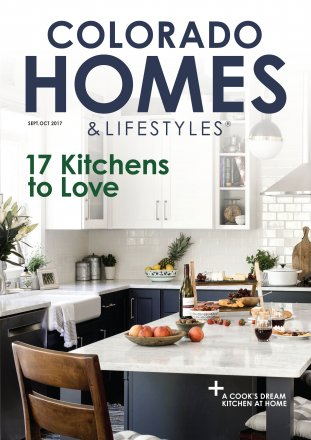 Colorado Homes & Lifestyles / Colorado Homes & Lifestyles / September - October 2017