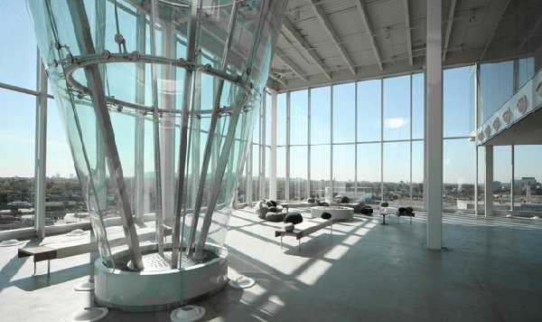 Headquarters Cirque du Soleil 1