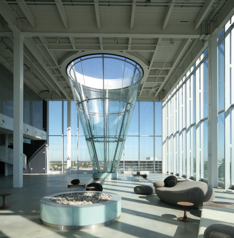 Headquarters Cirque du Soleil, Montreal