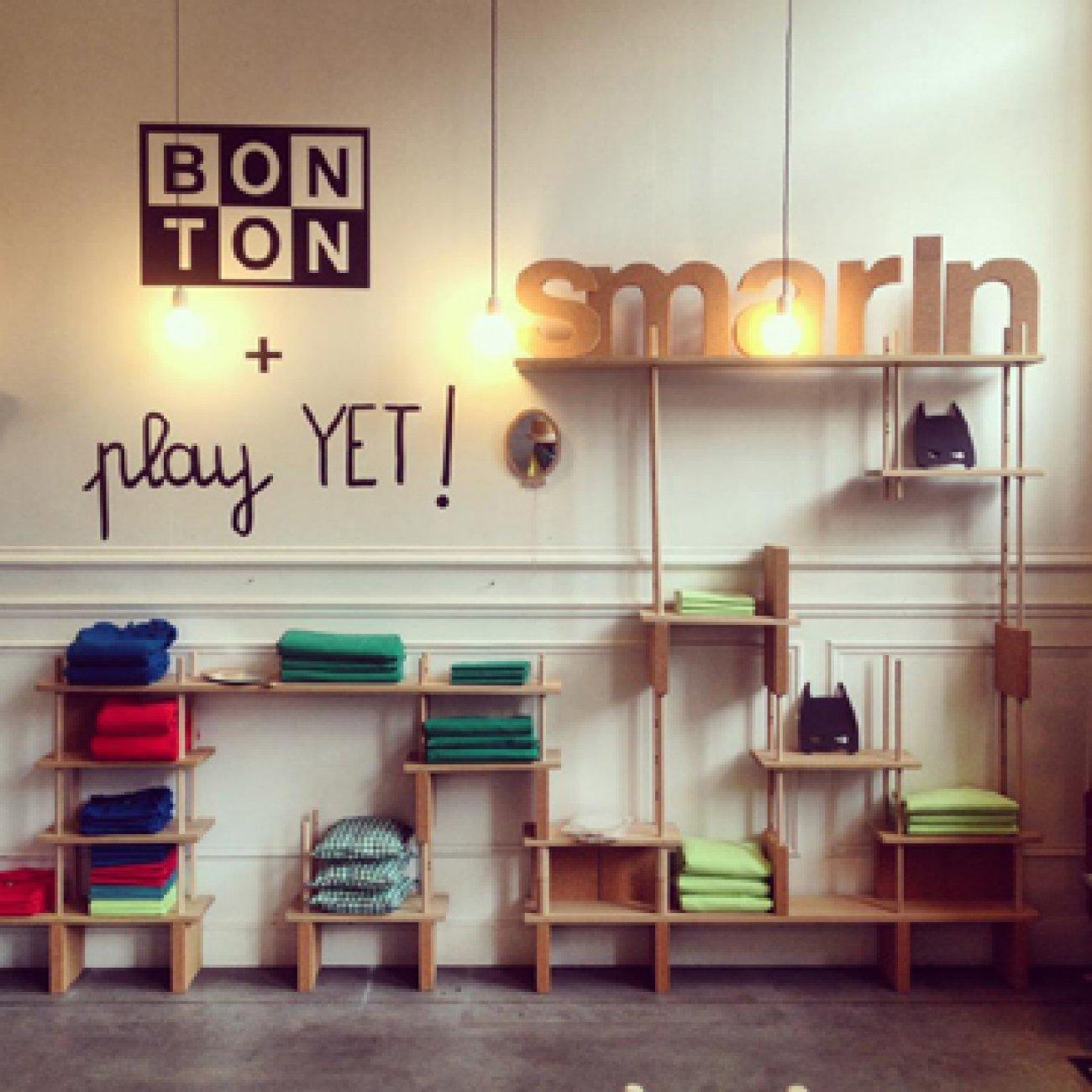 Boutique Bonton, Paris