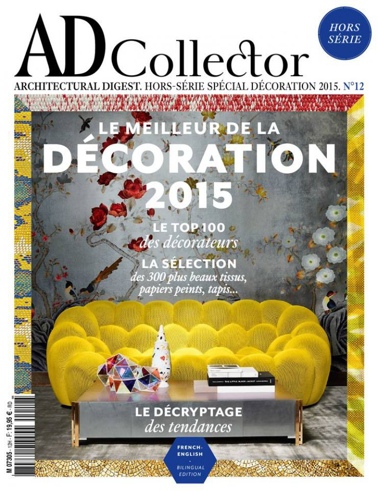 AD Collector - Hors-série n°12 / Mai 2015 / Architectural Digest