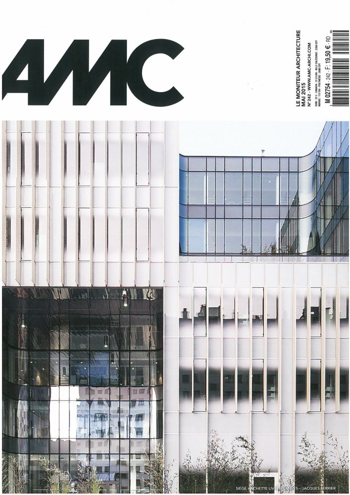 AMC n°242 / Mai 2015 / AMC