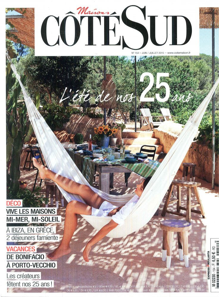 Côté Sud n°154 / Juin-Juillet 2015 / Côté Sud