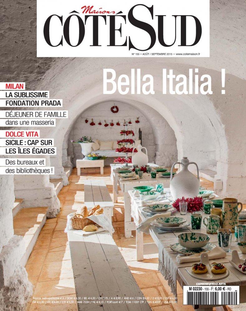 Côté Sud n°155 / Août-Septembre 2015 / Côté Sud