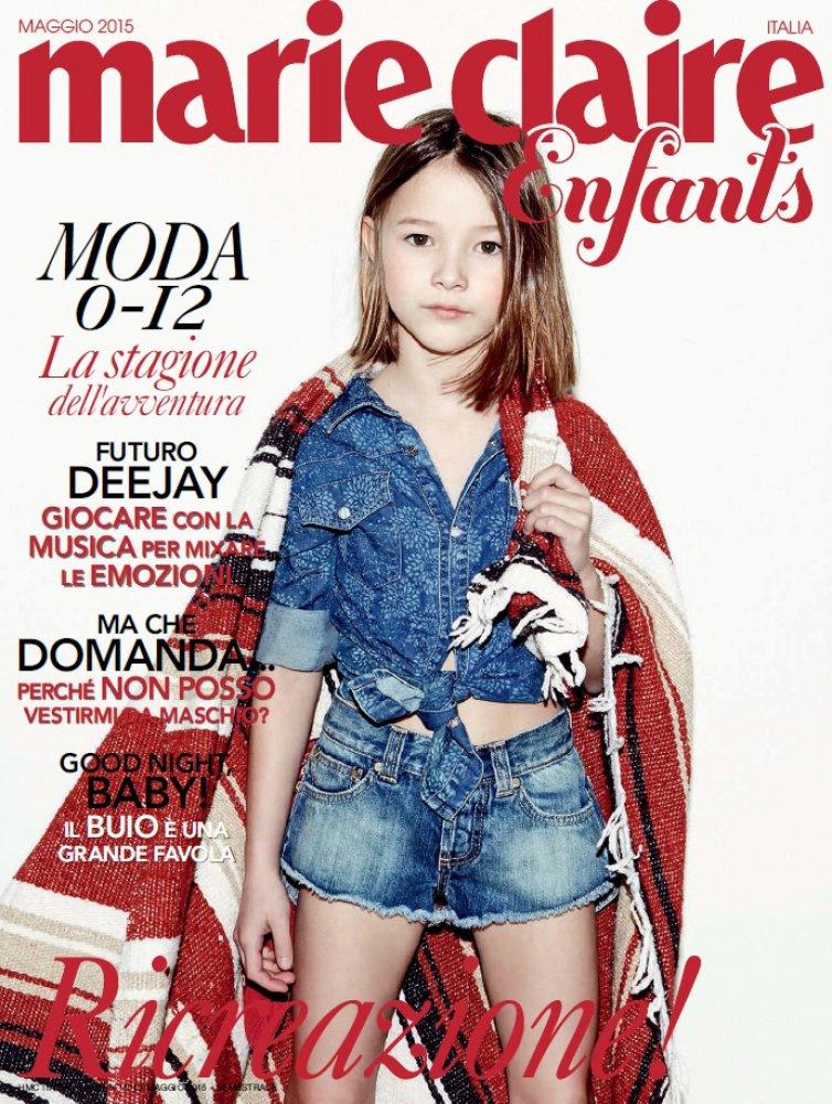Marie Claire Enfants Italia / Maggio 2015 / Marie Claire Enfants Italia