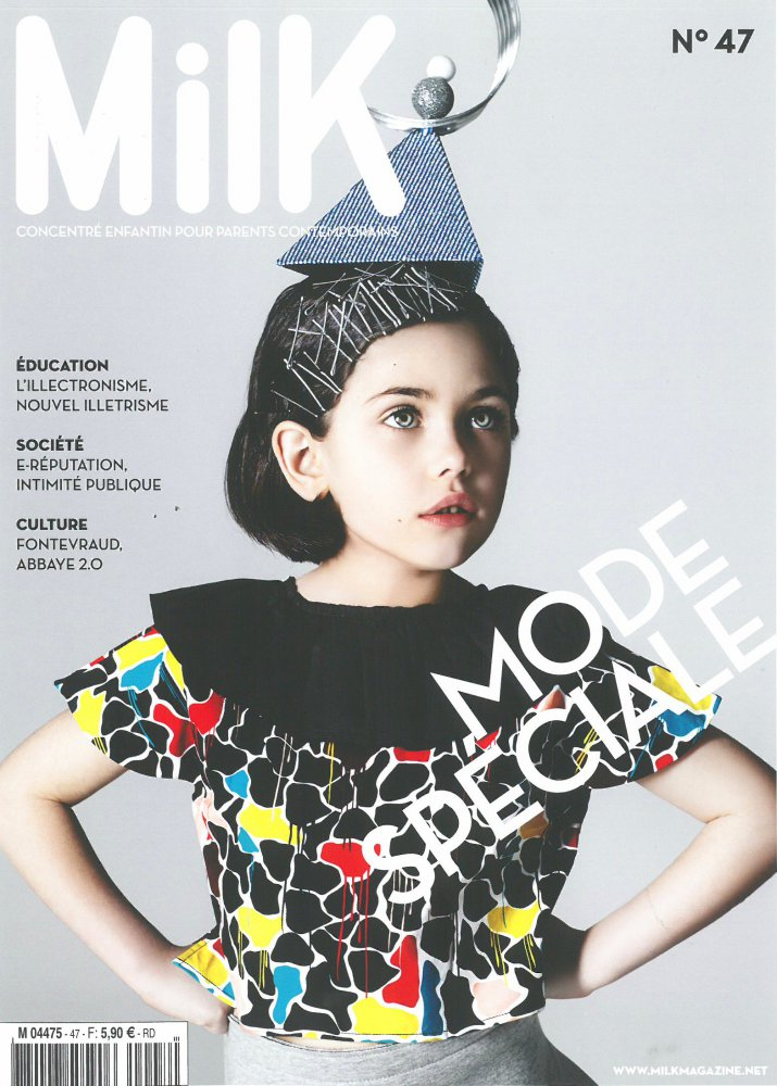 Milk n°47 / Mars 2015 / Milk