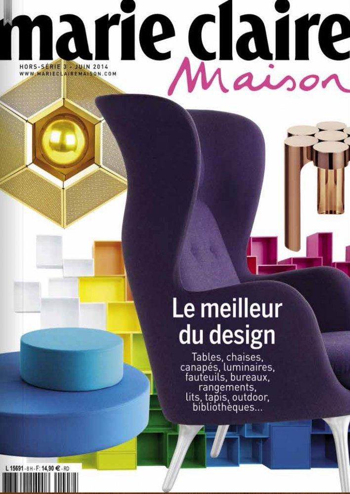 Marie Claire Maison Hors-série 3 / June 2014 / Marie Claire Maison
