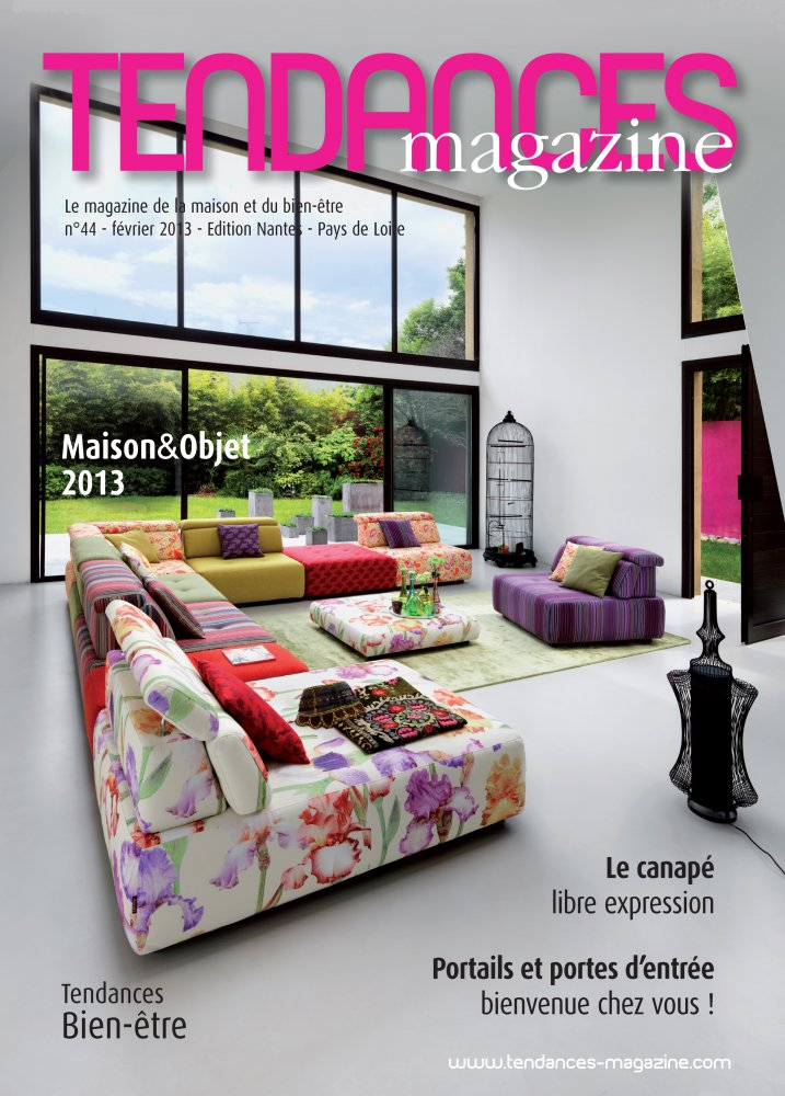 Tendances Magazine N.44 / February 2013 / Tendances Magazine