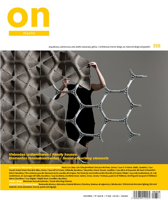 On Diseño N.358 / March 2016 / On Diseño