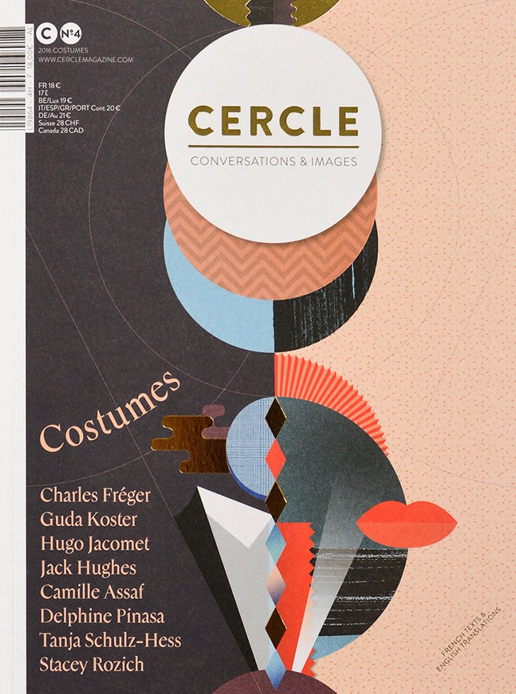Cercle N.4 - Costumes / Avril 2016 / Cercle Magazine