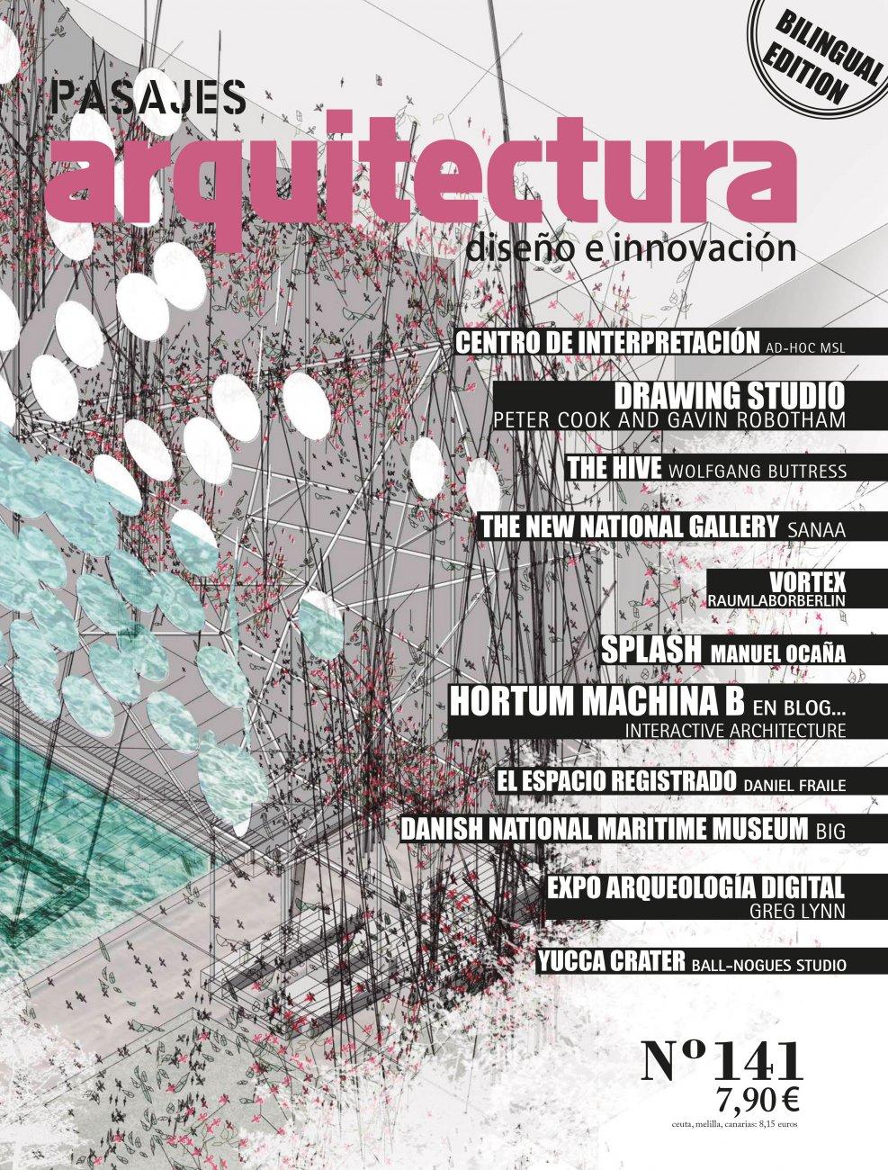 Pasajes Arquitectura - diseño e innovación - N°141 / october 2016 / Pasajes Arquitectura