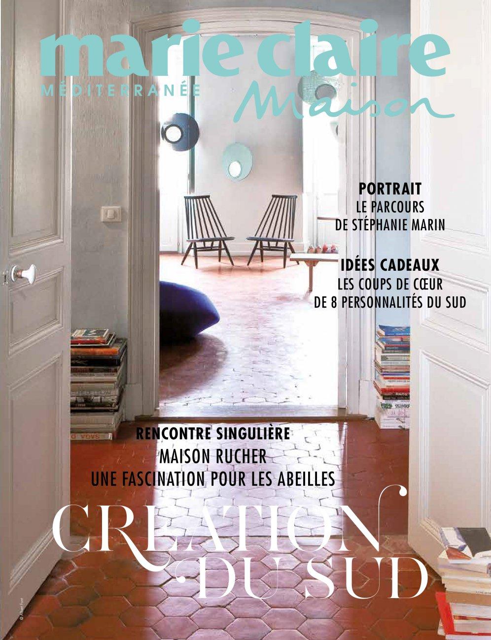 Marie Claire Maison N.490 / December 2016 - January 2017 / Marie Claire Maison