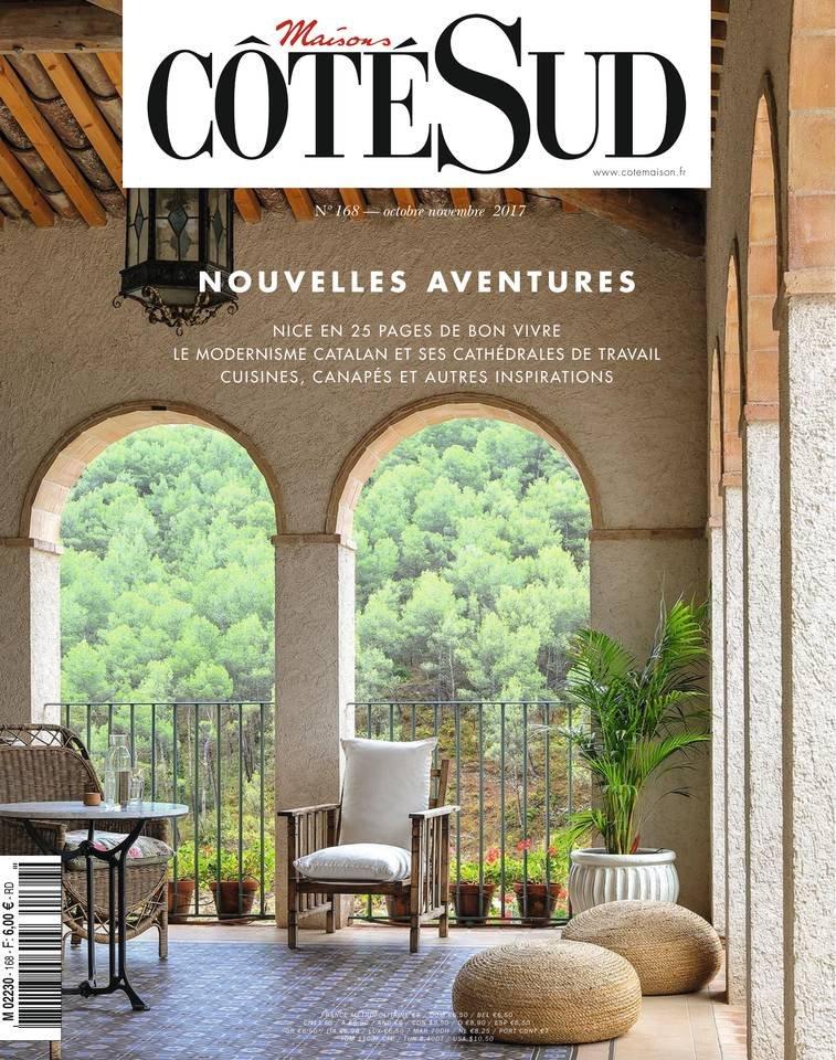 Côté Sud N.168 / October - November 2017 / Maisons Côté Sud