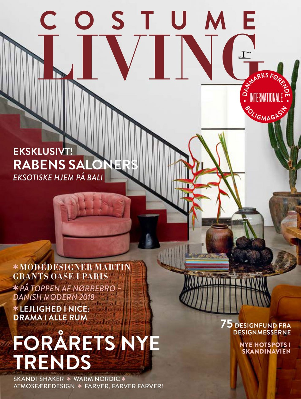 Costume Living / Janvier 2018 / Costume Living