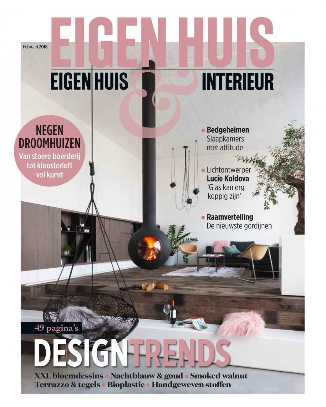 Eigen Huis Interieur / February 2018 / Eigen Huis