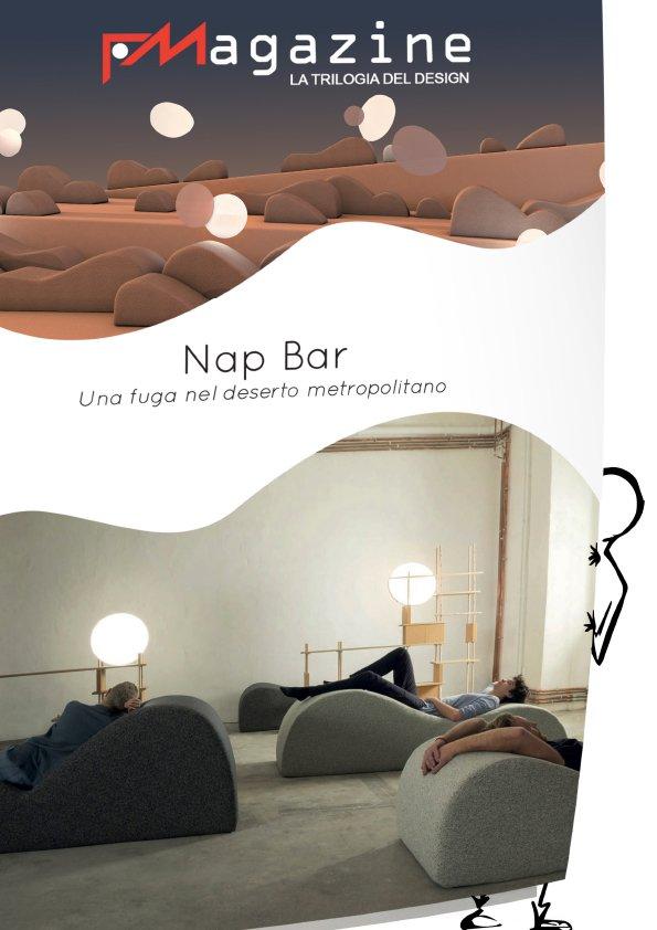 PMagazine - la trilogia del design / Juillet 2018 / PMagazine