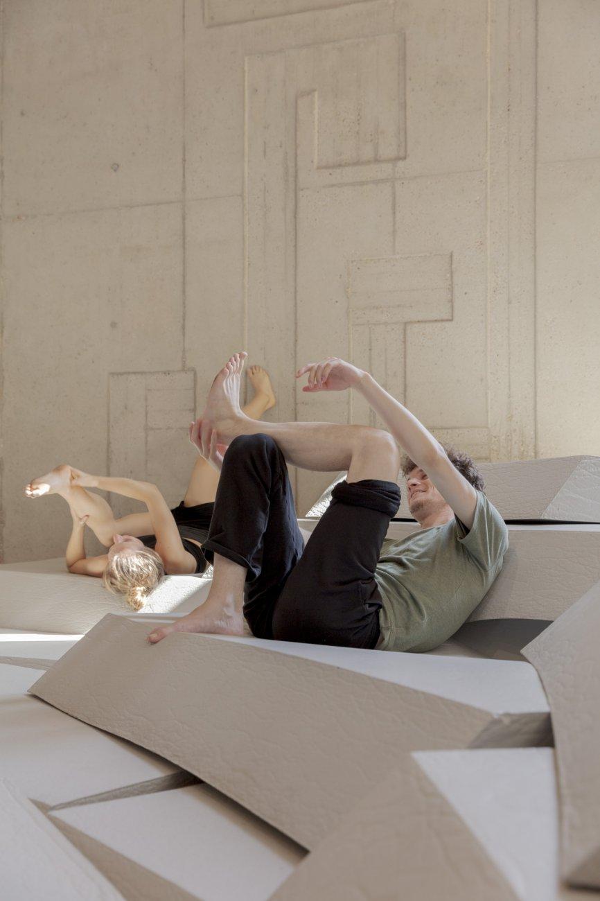 national dance center, paris