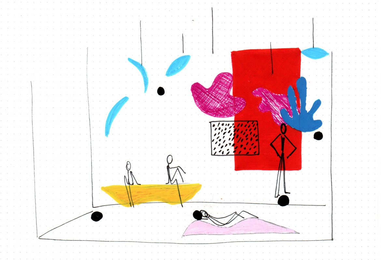 Musée Matisse - Hors les murs x OVNI festival