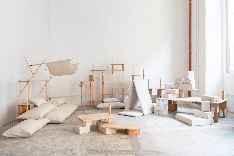 Salon Du Design Milan 2019 smarin - stéphanie marin | indoor and outdoor furnitures