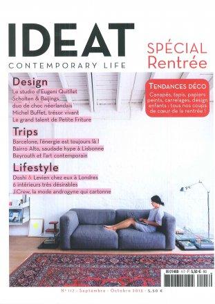 IDEAT Spécial Rentrée - n°117 / IDEAT / Septembre-Octobre 2015
