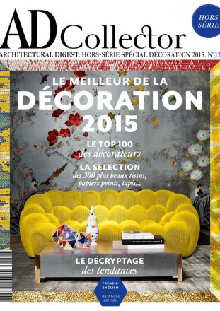 AD Collector - Hors-série n°12 / Architectural Digest / Mai 2015