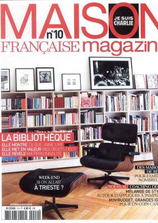 Maison Française Magazine n°10 / Maison Française Magazine / Février 2015