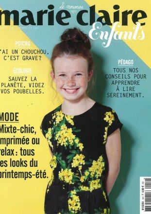 c5a6fb6c0ec05 Marie Claire Enfants - Hors Série n°10   Marie Claire Enfants   Printemps-