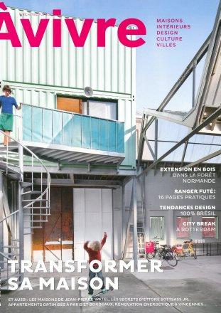 Architectures A Vivre #79 / Architectures A Vivre / Juillet-Août 2014