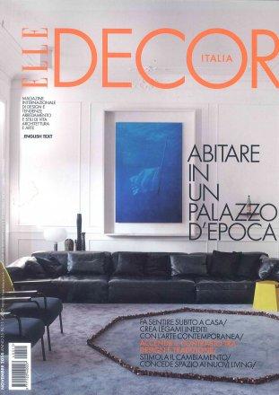 Elle Decor Italia N.11 / Novembre 2014