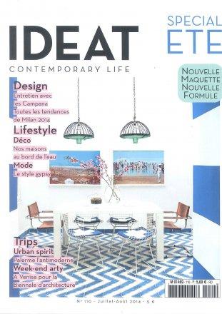 IDEAT Spécial Eté - n°110 / IDEAT / Juillet-Août 2014