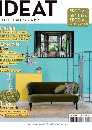 IDEAT Spécial Rentrée - n°111 / Septembre-Octobre 2014