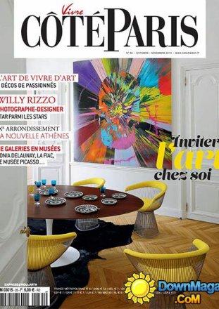 Vivre Côté Paris n°35 / Vivre Côté Paris / Octobre-Novembre 2014