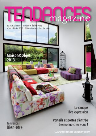 Tendances Magazine N.44 / February 2013