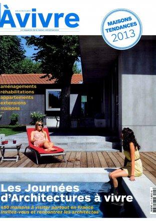 Architectures A Vivre / 2013